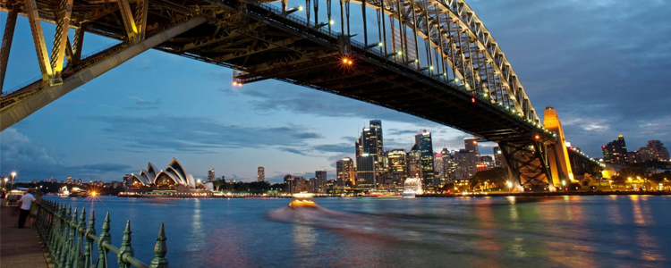 Virtual Address Sydney
