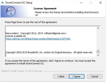 SmartConnect UC App Installation Guide