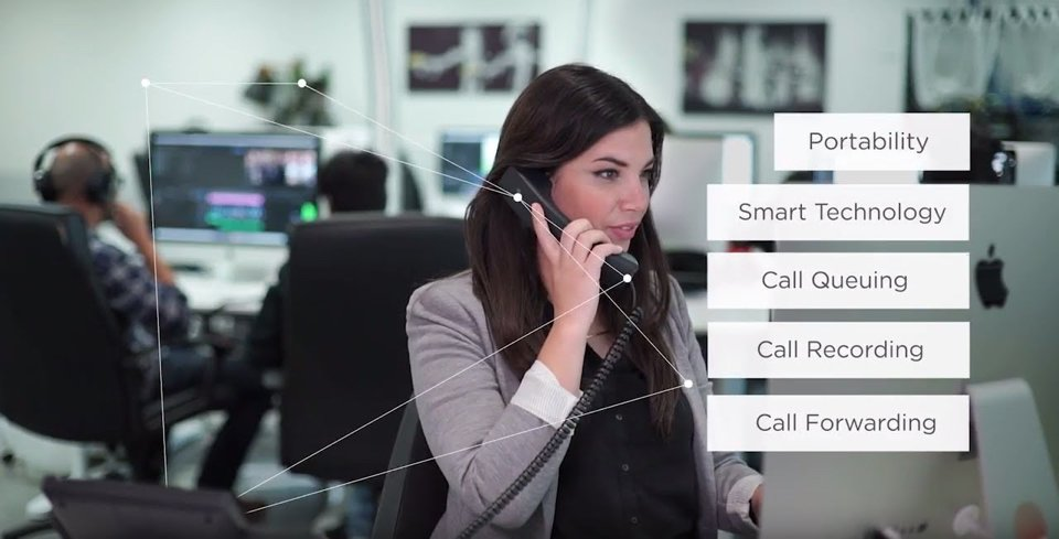 Alltel SmartConnect Hosted Phone System
